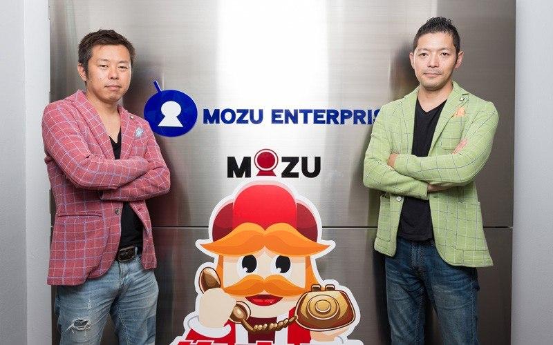 株式会社モズエンタープライズ 代表取締役社長 松本豊季